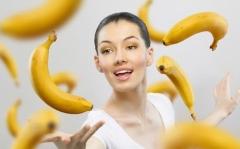 Можно ли есть бананы на диете и при похудении