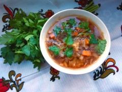 Диета на боннском супе - меню, отзывы, результаты, рецепт супа