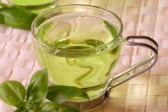 Рецепт зеленого чая для похудения