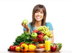 Правильное питание взрослых людей