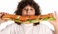 Результаты неправильного питания