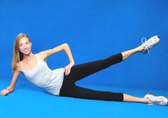 Упражнения для похудения за неделю