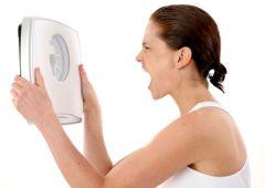 Как похудеть когда не получается