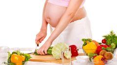 Рацион питания для беременных