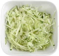 Калорийность салата из капусты