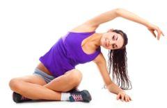 Какую делать зарядку чтобы похудеть